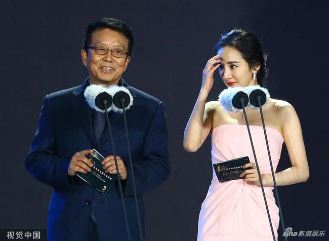 Nhan sắc của Dương Mịch nhận nhiều lời khen của khán giả.