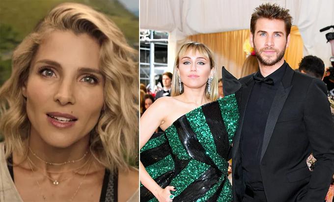 Elsa trách Miley đối xử không tốt với Liam.