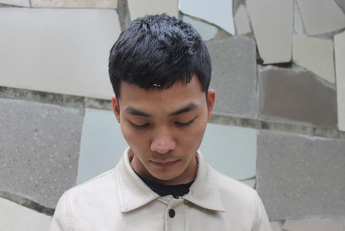 Bị can Phạm Văn Sơn tại cơ quan điều tra.