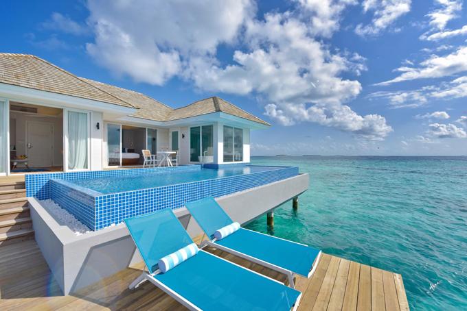 Hội chị em TVB chọn resort cao cấp ở Maldives - 10