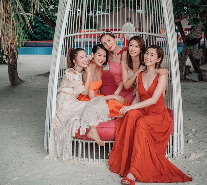 Hội chị em TVB chọn resort cao cấp ở Maldives - 8