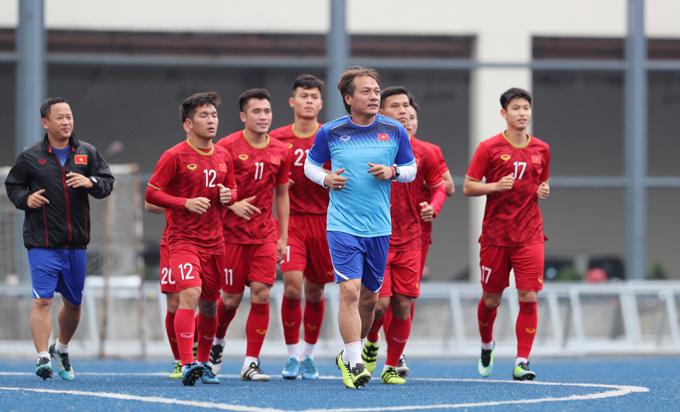 Toàn thắng sau cả ba lượt trận, Việt Nam đang là đội duy nhất giành được 9 điểm ở vòng bảng SEA Games.