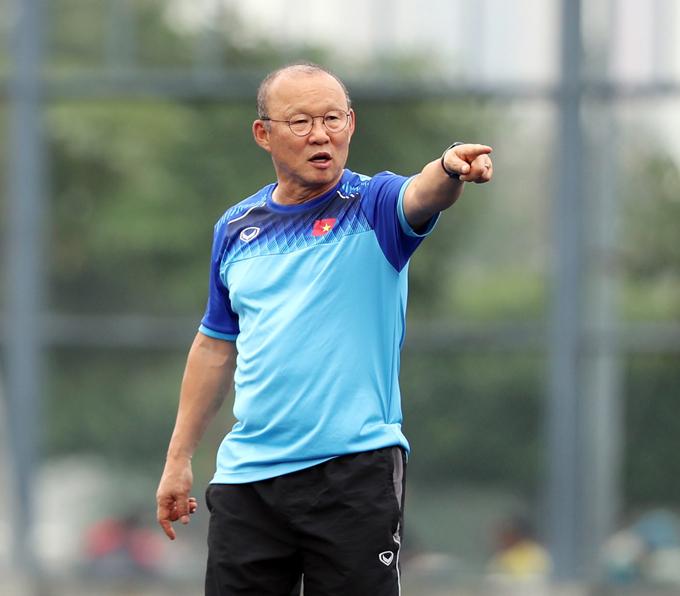 Trong trận đấu khó khăn trước Indonesia,