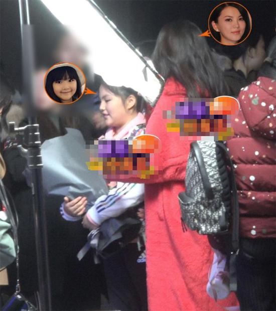 Tiểu công chúa Vương Thi Linh đang phát phì - 3