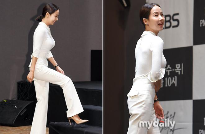 Nữ hoàng phim nóng Hàn khoe ba vòng - 1