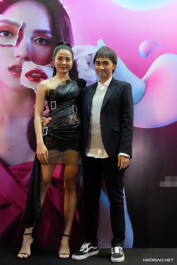 Karen Nguyễn - tiểu tam trong loạt MVAnh đang ở đâu đấy anh, Em đã thấy anh cùng người ấy, Anh ta bỏ em rồi một lần nữa hợp tác với Hương Giang Idol trong phim Sắc đẹp dối trá.