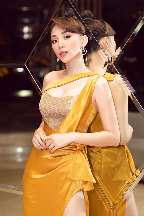 Ca sĩ Tóc Tiên cho biết cô có nickname là Tiên Sến.