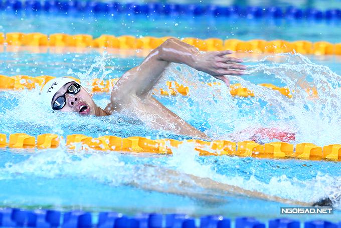 Ánh Viên bắt đầu chiến dịch giành 8 HC vàng SEA Games - 6