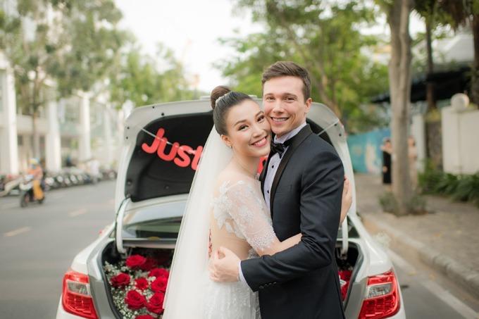 Những sự cố đám cưới dở khóc dở cười của sao Việt - 3