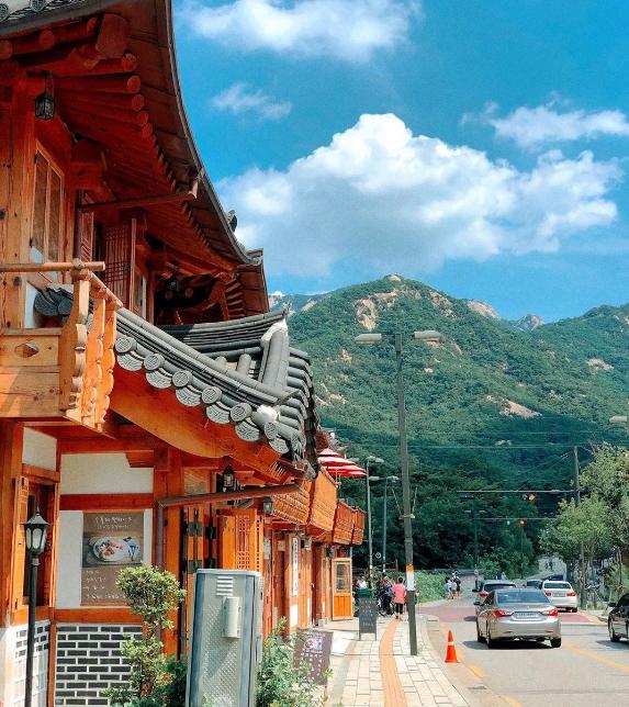 Nhà hàng view đẹp Hari giới thiệu trong show Hàn - 7