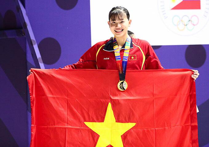 Kình ngư Cần Thơ được giao chỉ tiêu giành 8 HC vàng giống như SEA Games 29 tại Kuala Lumpur