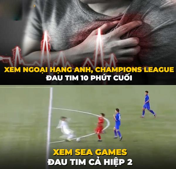 Dù đã san bằng tỉ số, nhiều người vẫn hồi hộp, đau tim khi theo dõi đến phút cuối của trận đấu.