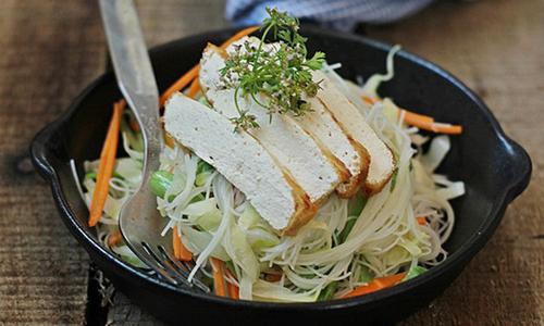 7 món bún gạo đổi món bữa chiều