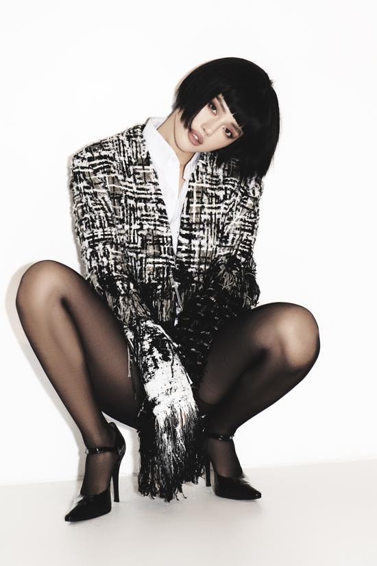 Năm 2019, Khánh Linh có sự bứt phá ngoạn mục về cách xây dựng hình ảnh và phong cách thời trang.