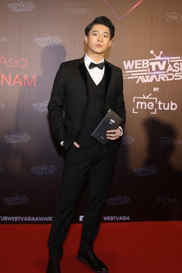Diễn viên người Việt gốc Đài Harry Lu.