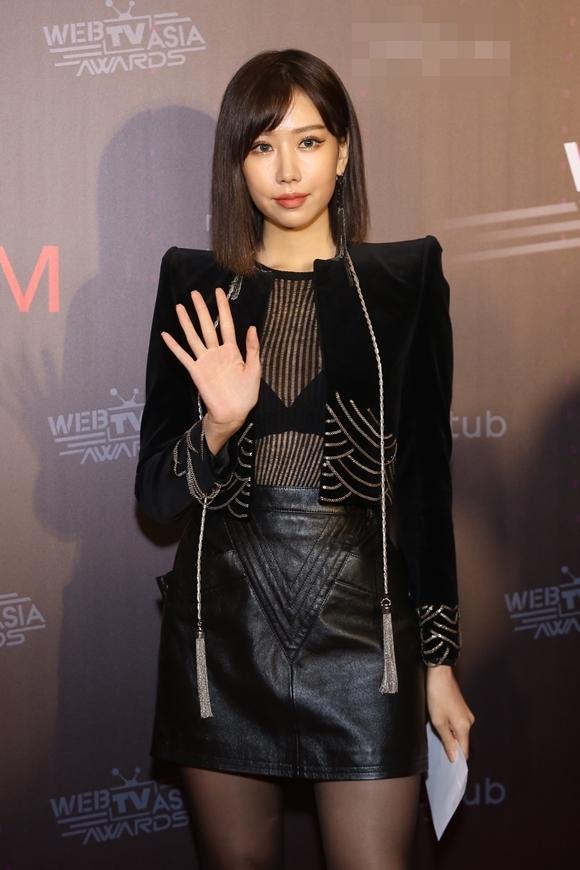 Nữ ca sĩ Min tranh giải WebTVAsia với hạng mụcMV Pop của năm.