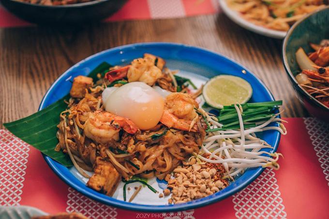 Địa chỉ cuối tuần: 3 địa chỉ ăn đồ Thái ngon ở Hà Nội