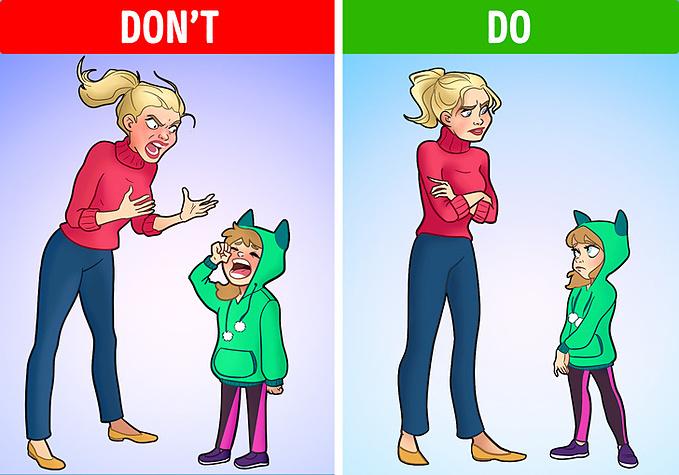 10 sai lầm chăm sóc trẻ hầu như ai cũng mắc - 9