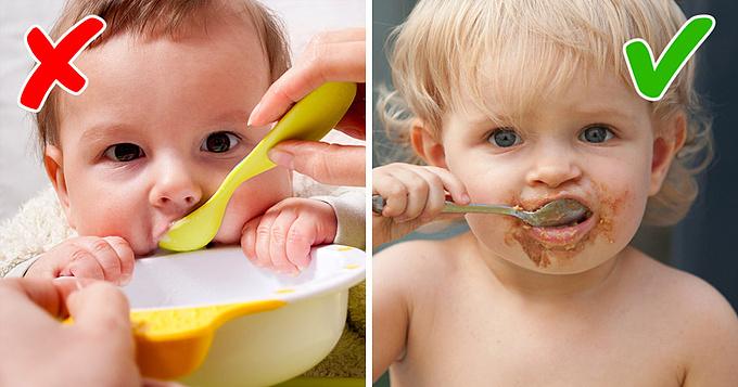 10 sai lầm chăm sóc trẻ hầu như ai cũng mắc - 7
