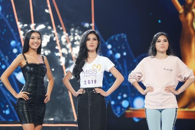 Chồng Tây tháp tùng Thu Minh tập chung kết Hoa hậu Hoàn vũ VN - 8