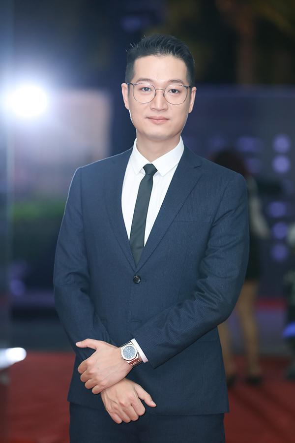 Nhiếp ảnh gia Samuel Hoàng.