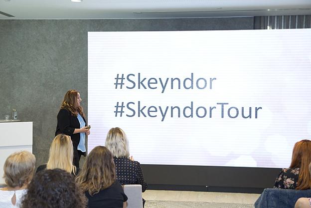 Skeyndor là thương hiệu dược mỹ phẩm Tây Ban Nha.