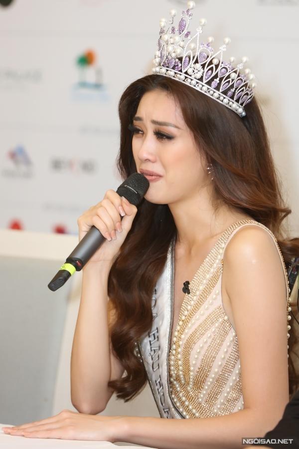 Tân hoa hậu Khánh Vân áp lực trước thành công của HHen Niê - 2