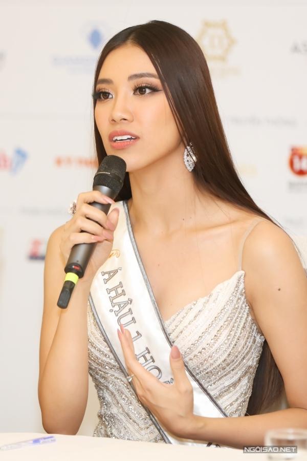 Tân hoa hậu Khánh Vân áp lực trước thành công của HHen Niê - 5