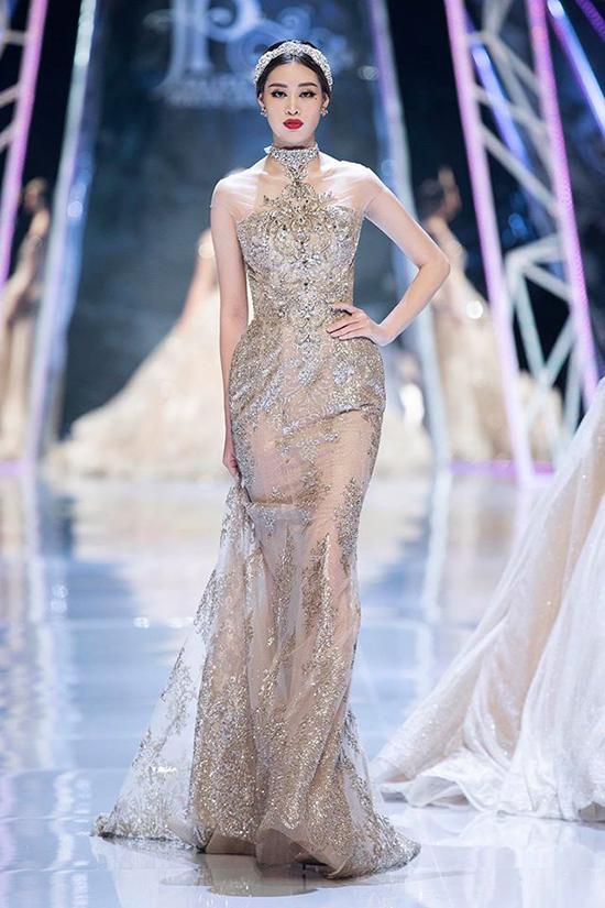 Năm 2018, con đường sự nghiệp của Khánh Vân tươi sáng hơn khi cô giành được giải bạc của cuộc thi Siêu mẫu Việt Nam 2018.