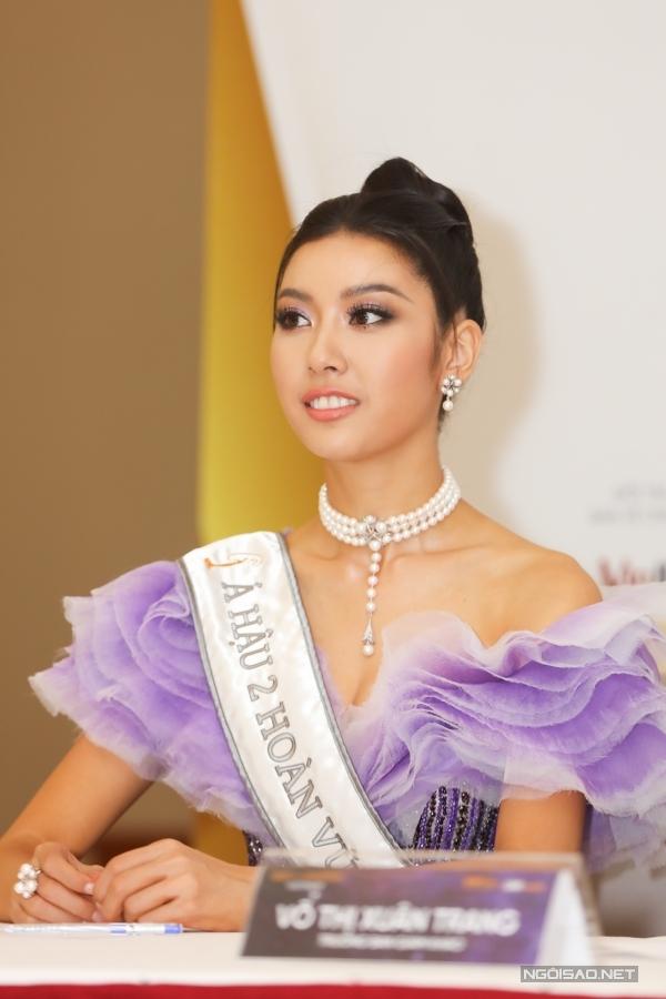 Tân hoa hậu Khánh Vân áp lực trước thành công của HHen Niê - 6