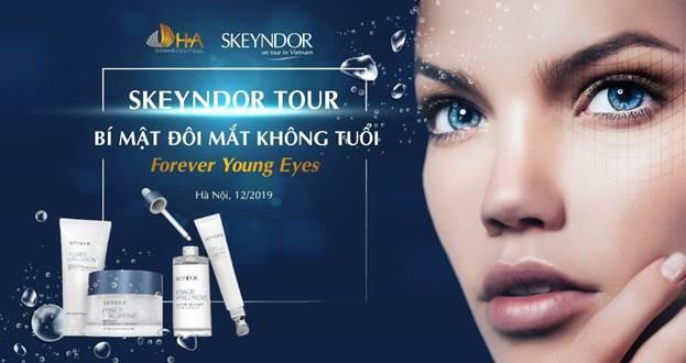 Skeydor tổ chức hội thảo về chăm sóc da vùng mắt  - 1