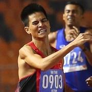 VĐV Việt Nam bị chơi xấu vẫn giành HC vàng