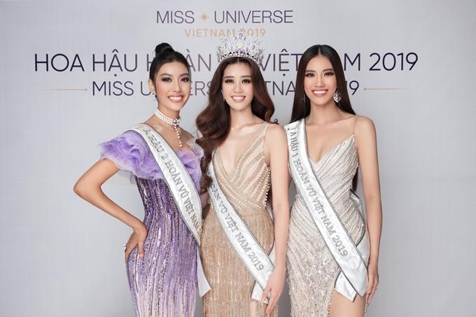 Thúy Vân sẵn sàng hỗ trợ Khánh Vân, Kim Duyên thi Miss Universe - Ngôi sao