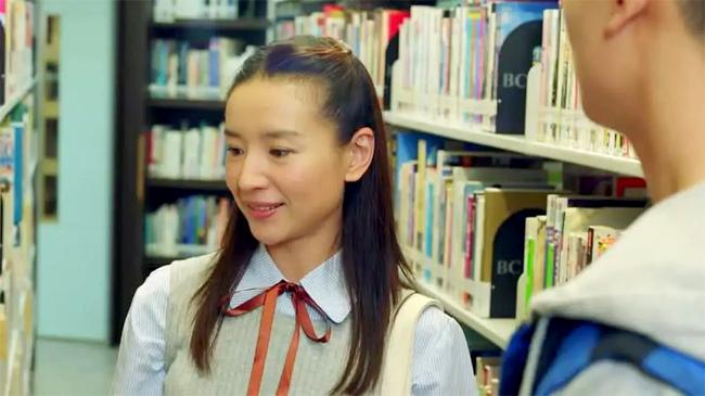 Đổng Khiết không thích hợp với tạo hình cô gái mới lớn.