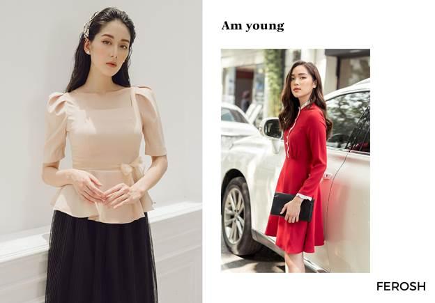 Am Young - một trong số những nhãn hàng được tìm kiếm mua hàng nhiều nhất trên website với hàng trăm sản phẩm đa dạng về thiết kế, chất liệu và màu sắc.