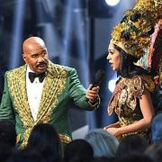MC Miss Universe không công bố nhầm giải Quốc phục