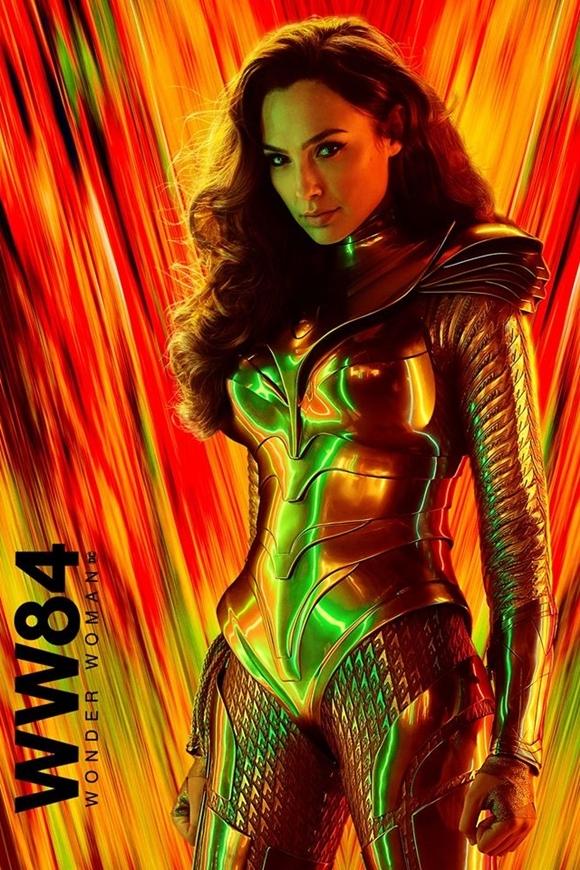 Wonder Woman Gal Gadot tái ngộ khán giả.
