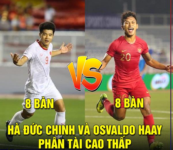 Đức Chinh đang đứng trước cơ hội làm nên lịch sử cho bản thân lẫn bóng đá Việt Nam. CĐV mong tiền đạo quê Phú Thọ tiếp tục ghi thêm nhiều bàn thắng trọng trận tối nay.