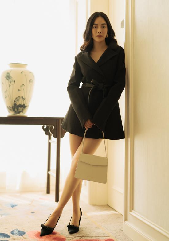 Là diễn viên tự do, không có êkíp riêng Mai Thanh Hà cho biết cô tự định hình phong cách và tự tin với gu thẩm mỹ của bản thân.