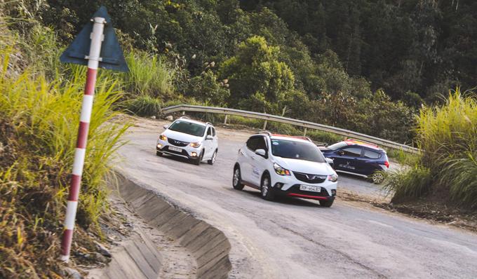 VinFast  tổ chức hành trình chinh phục cực Bắc tổ quốc và khám phá Lễ hội hoa tam giác mạch Hà Giang từ ngày 6/12 đến ngày 8/12. Hành trình quy tụ 100 chiếc ôtô VinFast, trong đó có hàng chục chiếc Fadil, còn lại là Lux SA2.0 và Lux A2.0. Trước khi lên đường, anh Trần Đức Mạnh, chủ xe Fadil từng e ngại, không biết xế của mình có tham gia hành trình được không bởi đây là dòng xe nhỏ, dễ gặp khó khăn khi phải đi quãng đường dài, vượt qua nhiều địa hình hiểm trở, nhiều đoạn đường đầy sỏi đá hay khúc cua và đèo, dốc quanh co.