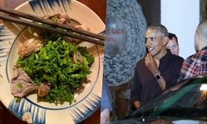 Quán ăn vợ chồng Obama dùng bữa khi đến Sài Gòn