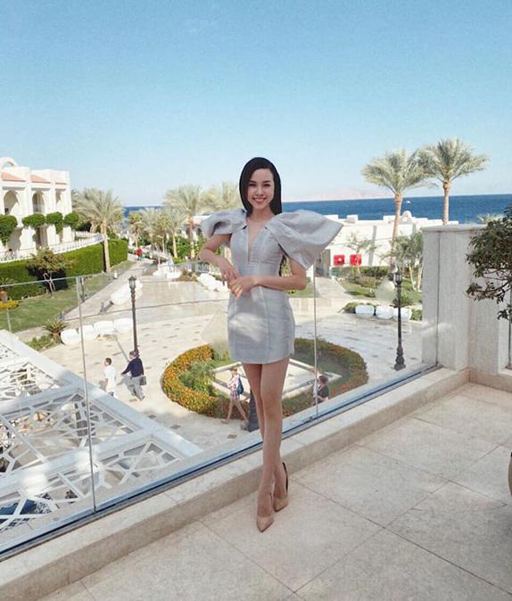 Khách sạn bên bờ biển Đỏ nơi tổ chức Hoa hậu Liên lục địa - 1