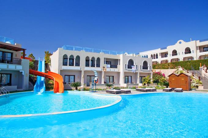Khách sạn bên bờ biển Đỏ nơi tổ chức Hoa hậu Liên lục địa - 6