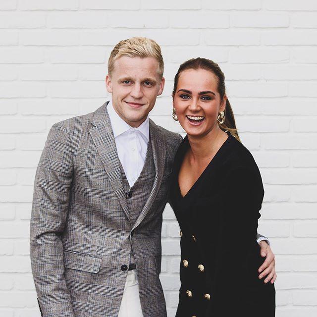 Cặp trai tài gái sắc được giới truyền thông Hà Lan