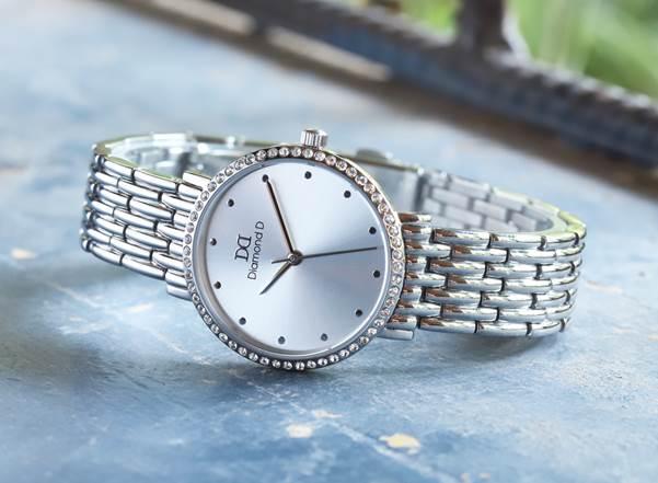 Đồng hồ Diamond D DD6002C
