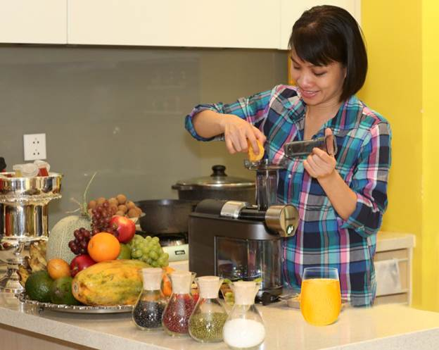 Dinh dưỡng đúng giúp tăng cường hệ miễn dịch.