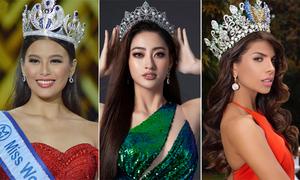 10 ứng viên cho ngôi vị Hoa hậu Thế giới 2019