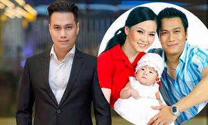 Việt Anh không muốn lôi con vào ầm ĩ với vợ cũ