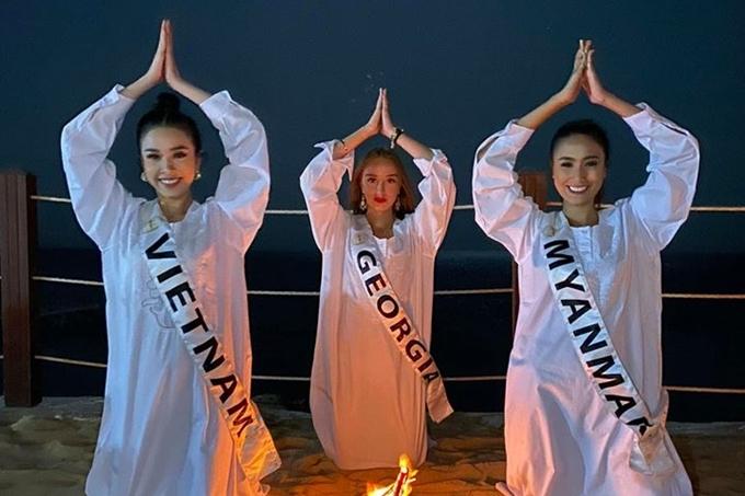 Miss Intercontinental lần đầu diễn ra vào năm 1971 và là một trong những cuộc thi nhan sắc uy tín thế giới bên cạnh Hoa hậu Thế giới, Hoa hậu Hoàn vũ, Hoa hậu Quốc tế.... Việt Nam bắt đầu tham gia Hoa hậu Liên lục địa từ năm 2003.