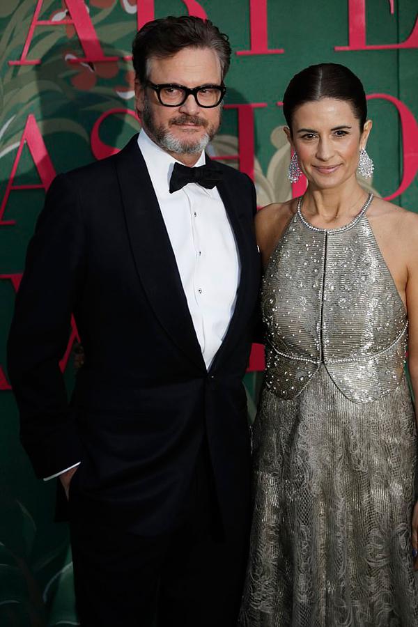 Vợ chồng tài tử đoạt giải Oscar tham dự Tuần lễ thời trang Milan vào tháng 9.
